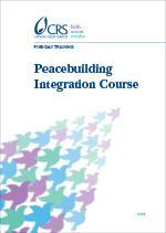 Peacebuilding Integration Course
