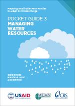 Pocket Guide 3: Managing Water Resources