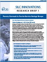 Poverty Outreach in Fee-for-Service Savings Groups