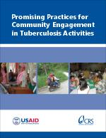 Promising Practices for Community Engagement in Tuberculosis Activities