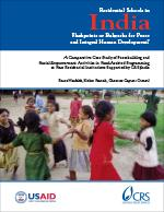 This case study explores food-assisted education programs designed to promote disadvantaged children's access to education.