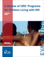 A Review of CRS Programs for Children Living with HIV