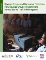 Savings group in Madagascar