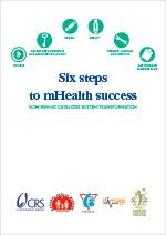 Six steps to mHealth success