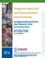 Targeted Seed Aid and Seed-System Interventions
