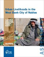 CRS conducted a rapid livelihoods assessment in Nablus.