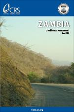 CRS gathered detailed livelihoods data in Zambia as a basis to evaluate whether its existing programs were effective.