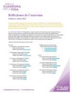 Reflexiones y homilías de Colaboradores Globales de CRS para la Cuaresma y Pascua de 2021