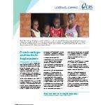 La historia de Annet: Un refugio seguro en Uganda