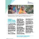La historia de Megha: Los jardines innovadores en India