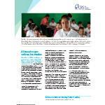 La historia de María Ana: Alimentos que nutren los sueños en Honduras
