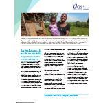 La historia de Gaudencia: Los fundamentos de una buena nutrición en Kenia